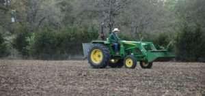 WEI Restoration Services - seeding Native Grasses