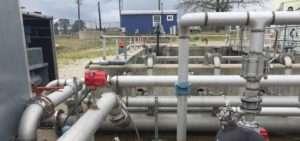 Wastewater TPDES Membrane Bioreactor Unit